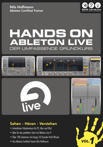 DVD-Lernkurs-Ableton-Live9